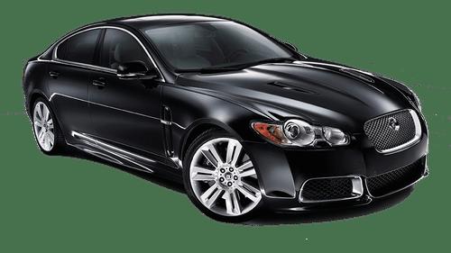 Voiture de luxe avec chauffeur privé